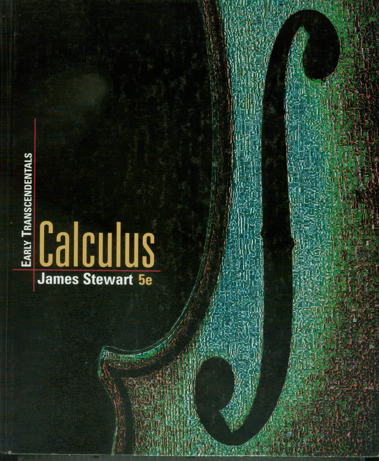 stewart calculus early transcendentals 7th edition solutions manual