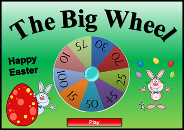 image of Big Wheel Game