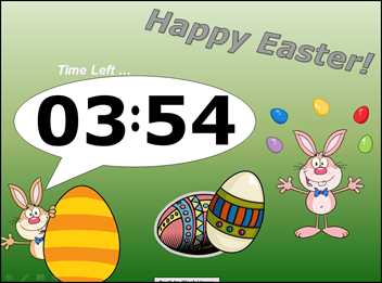 image of Easter Timer