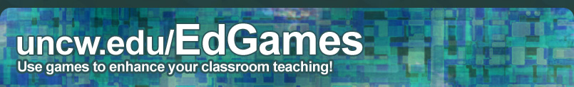 Back to Ed Games Toolbox Homepage