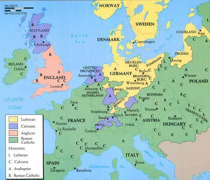 1600 Euroreligion