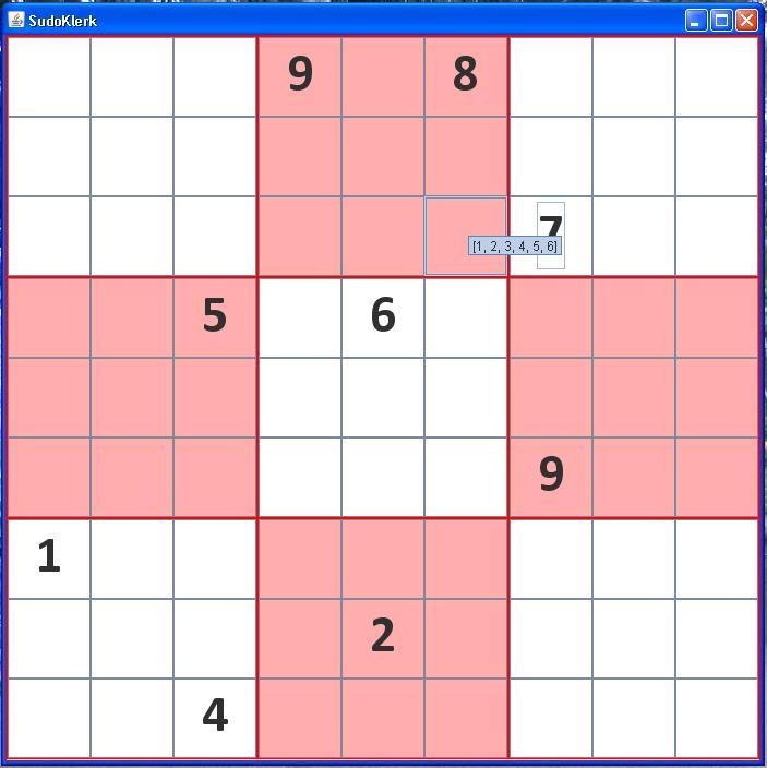 sudoku helper