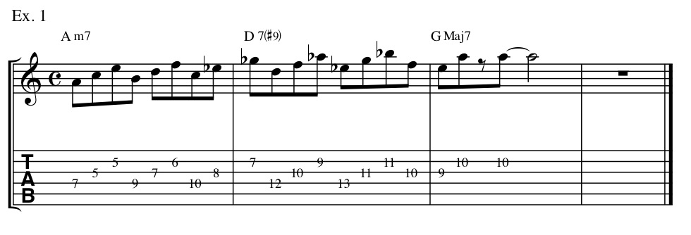 Making Melodic Minor more... well, Melodic