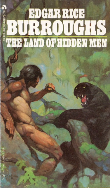 Image result for land of hidden men cover