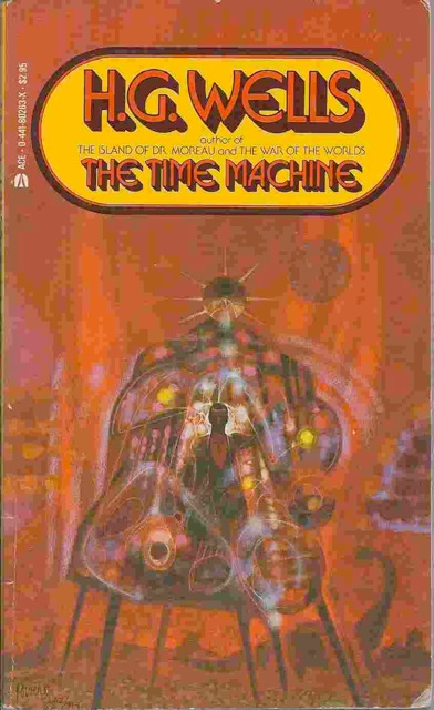 time machine by hg wells essay What is the name of the creatures who live above ground eloi we will write a custom essay sample on any topic specifically for you for only $1390/page order now where is the time machine hidden.