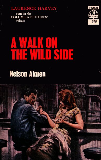a literary analysis of walk on the wild side A walk on the wild side - another man in gallopolis wants you to use the pep skill wild side to defeat a spitzfire in order to pull this off you need the main character, erik and serena to be pepped up at the same time.