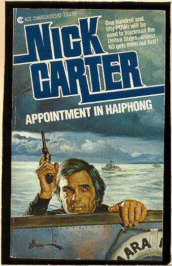 NICK CARTER KILLMASTER ( 18 book lot)