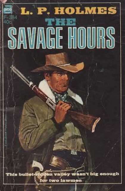 ace western series - ace letter-number series singles - western paperback