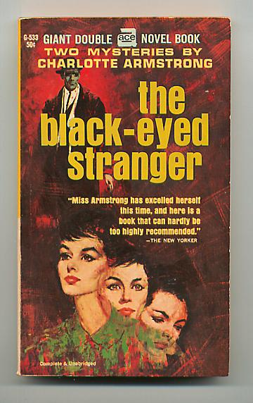 The Black-Eyed Stranger cover